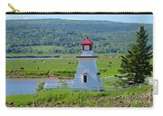 Lighthouse Landscape Three Carry-all Pouch
