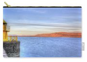 Lighthouse Of Reykjavik Carry-all Pouch