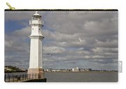 Lighthouse On A Sunny Day. Carry-all Pouch