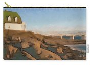 Lighthouse On The Ocean Carry-all Pouch