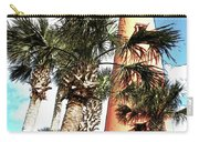 Lighthouse Palms Carry-all Pouch