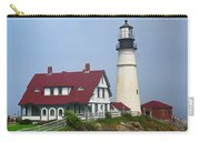 Lighthouse - Portland Head Maine Carry-all Pouch