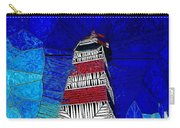 Lighthouse Stained Glass  Carry-all Pouch