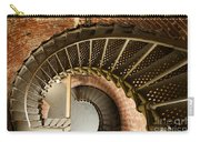 Lighthouse Stairs Cape Blanco Oregon 2 Carry-all Pouch