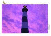 Lighthouse Sunset - Digital Art Carry-all Pouch