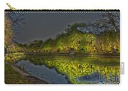 Lighting The Erie Canal Carry-all Pouch