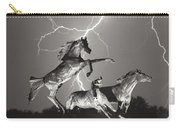 Lightning At Horse World Carry-all Pouch