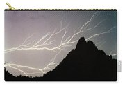 Lightning Branch Carry-all Pouch