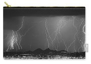 Lightning Long Exposure Carry-all Pouch