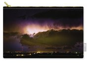 Lightning Thunderstorm Cloud Burst Carry-all Pouch