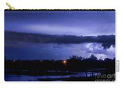 Lightning Thunderstorm July 12 2011 St Vrain Carry-all Pouch