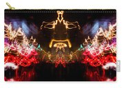 Lightpainting Panorama Print Photograph 6 Carry-all Pouch