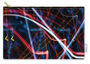 Lights Abstract6 Carry-all Pouch
