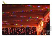 Lights At Christmas Carry-all Pouch