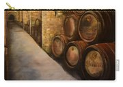 Lights In The Wine Cellar - Chateau Meichtry Vineyard Carry-all Pouch