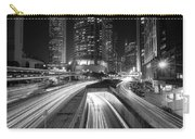 Lights Of Hong Kong Carry-all Pouch