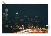 Lights Of Philadelphia Carry-all Pouch