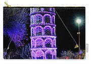 Lights Of The World Leaning Tower Of Pisa Carry-all Pouch