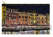 Lights Of Venice Carry-all Pouch
