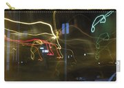 Lights That Attack Cars Two Carry-all Pouch