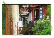 Lijiang Back Canal Carry-all Pouch