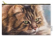 Like A Tiger Carry-all Pouch