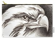 Like The Eagle Carry-all Pouch