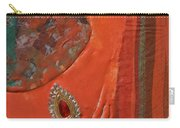 Like The Fabrics Of India Carry-all Pouch