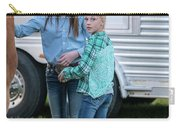 Lil' Cowgirls Carry-all Pouch