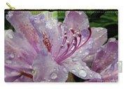 Lilac Azalea Carry-all Pouch
