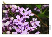 Lilac Bush In Spring Carry-all Pouch