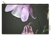 Lilac Columbine 3 Carry-all Pouch