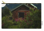 Lilac Cottage By Moonlight Carry-all Pouch