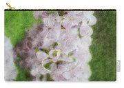 Lilac Dreams - Digital Watercolor Carry-all Pouch