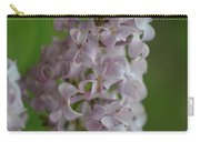 Lilac Dreams With Corner Decorations Carry-all Pouch