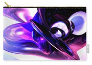 Lilac Fantasy Abstract Carry-all Pouch