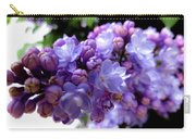 Lilac Flower Carry-all Pouch