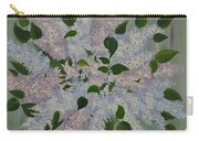Lilac Flowers Expressing Harmony Carry-all Pouch