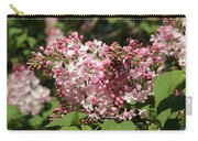Lilac Pink Carry-all Pouch