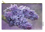 Lilac Spring Carry-all Pouch