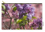 Lilacs And Dogwoods Carry-all Pouch