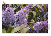 Lilacs II Carry-all Pouch