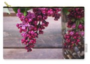 Lilacs In A Vase Carry-all Pouch