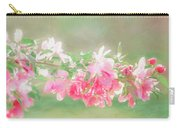 Lilacs In Sunshine Carry-all Pouch