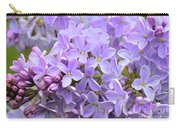 Lilacs-lavender Lovely  Carry-all Pouch