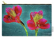 Lilies 18-10 Carry-all Pouch