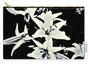 Lilies All Aglow Carry-all Pouch