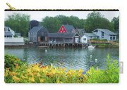 Lilies By The Bay, Cape Porpoise Me Carry-all Pouch