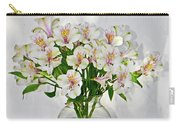 Lilies In A Vase 001 Carry-all Pouch