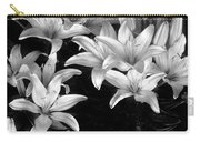 Lilies In My Garden Carry-all Pouch